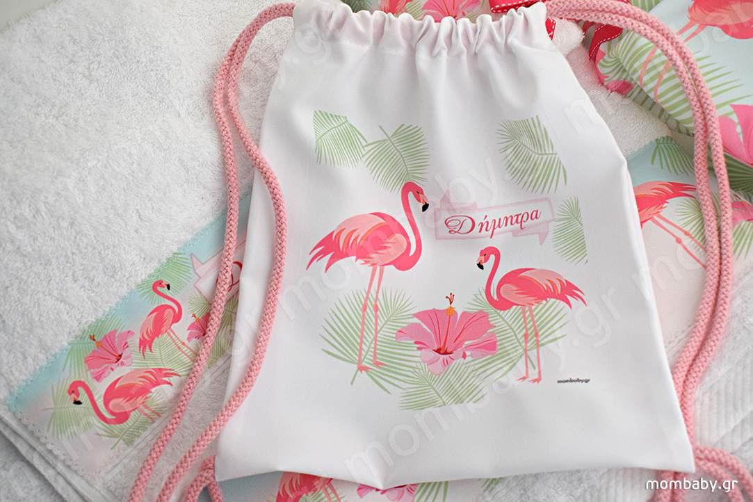 Σακίδιο πλάτης Flamingo