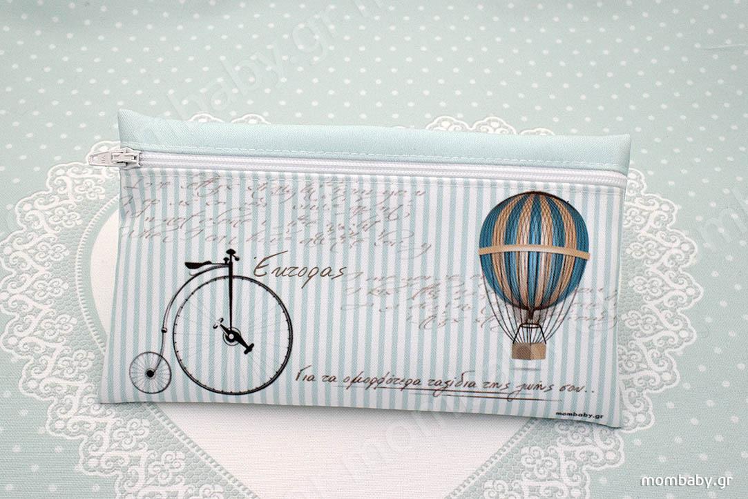 Ρετρό Ποδήλατο Αερόστατο