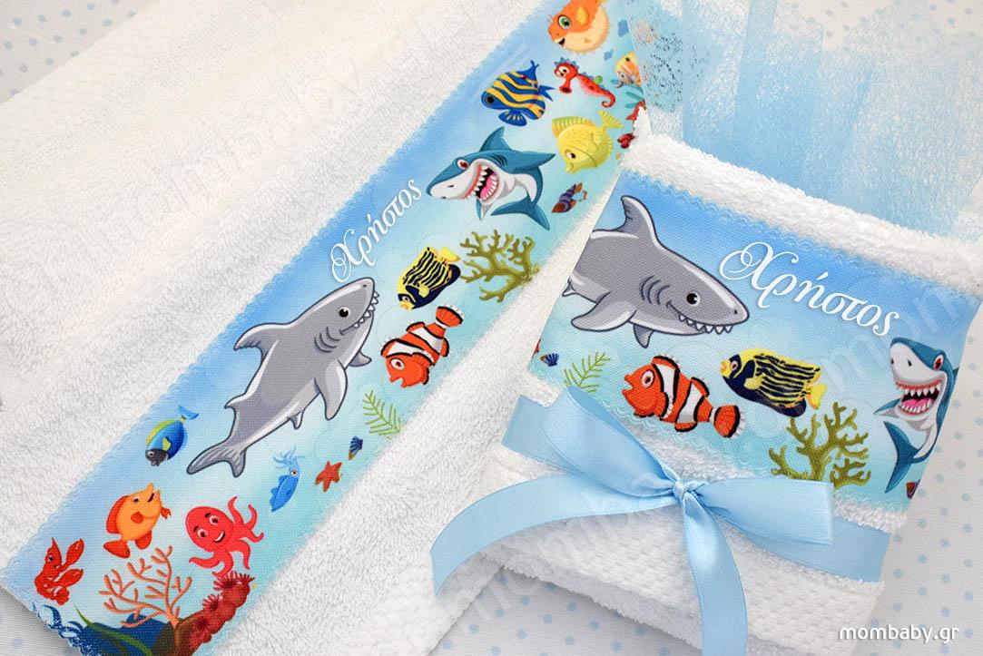 Βυθός Καρχαρίες Ψαράκια