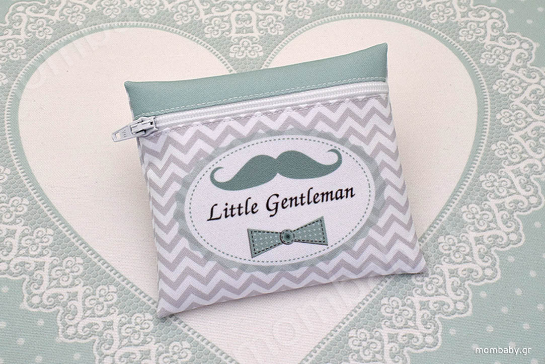 Little Man Grey Mint