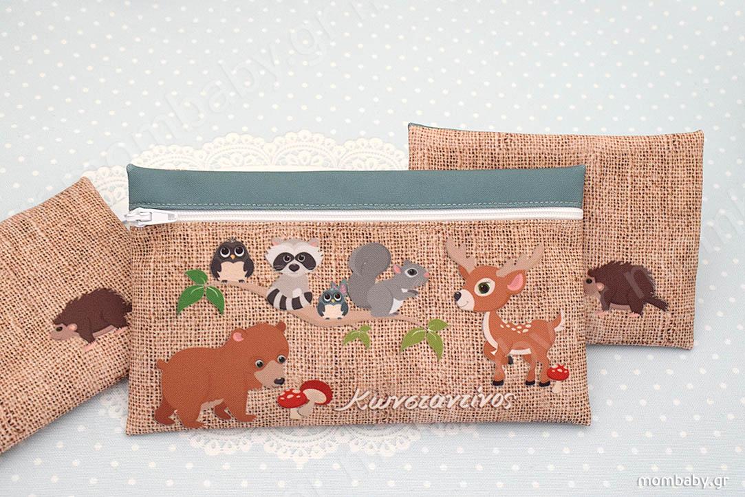Τα Ζώα του Δάσους Μολυβοθήκη για τα παιδιά