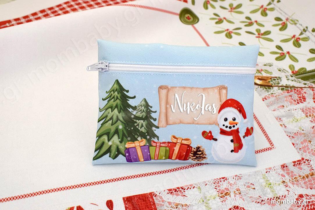 Χιονάνθρωπος Δώρα