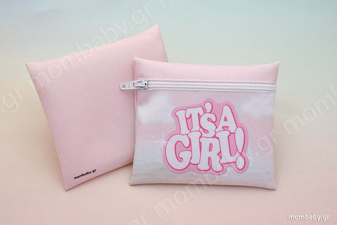 Δώρο για την Κλινική Πορτοφολάκι It's a Girl