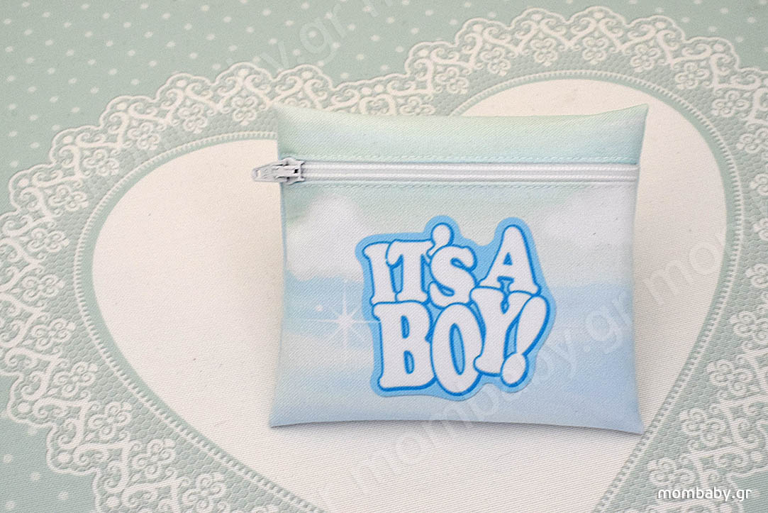 Δώρο για την Κλινική Πορτοφολάκι It's a Boy